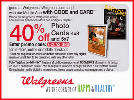 3. Walgreens Photo promo codes can be entered in the mobile app or on the shopping cart page. Conditions like category exclusions may apply, but usually, you can use multiple Walgreens Photo coupons in a single purchase.
